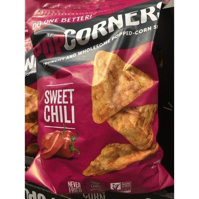 爆米花脆片甜辣口味 567g Popcorners sweet chili popped corn chips 餅乾