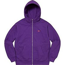 【紐約范特西】預購 SUPREME Small Box Facemask Zip Up HoodedSweatshirt