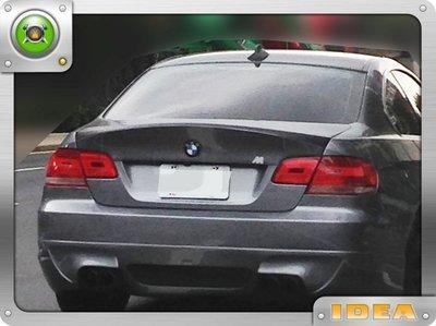 泰山美研社 D6318 BMW E92 3系列 M3版後保桿