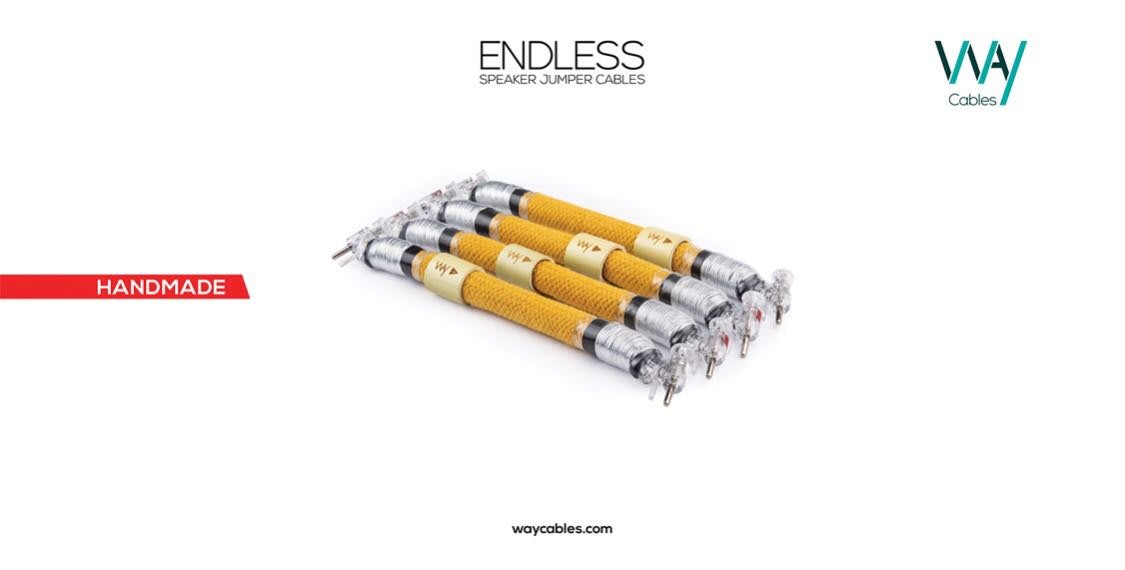 WAY CABLES 喇叭跳線 ENDLESS