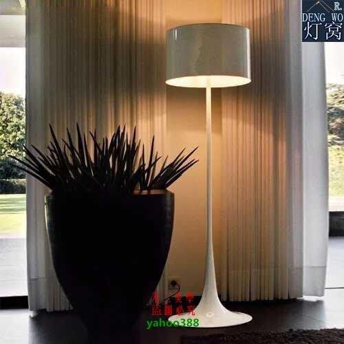【美學】簡約落地燈時尚燈具歐式地燈簡約燈限時特價(小號)MX_1782
