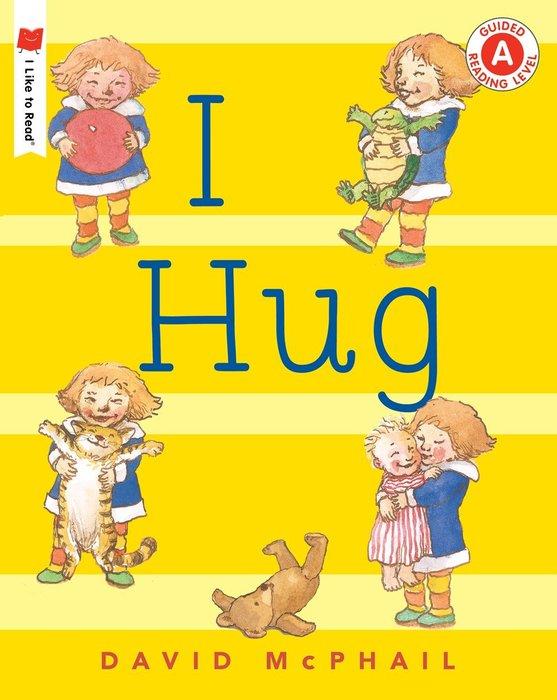 *小貝比的家*I HUG/I LIKE TO READ/LEVEL A/平裝/3-6歲