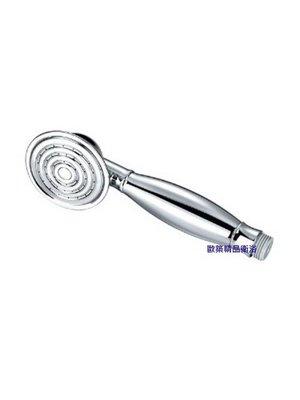 【歐築精品衛浴】BETTOR✰銘典系列PVC蓮蓬頭-單段式