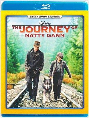 【藍光電影】娜提尋父記 / 狼女傳奇 / The Journey of Natty Gann (1985)