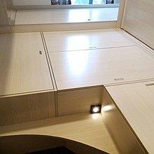 elements-furniture.com 訂做地台床完全收口不會有垃圾頭髮掉到牆邊