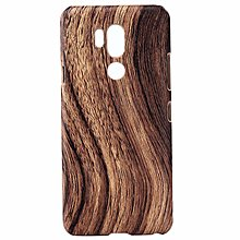 LG G7 特色 硬後殼 彷木紋 機殼 後殻 保護殼 case cover