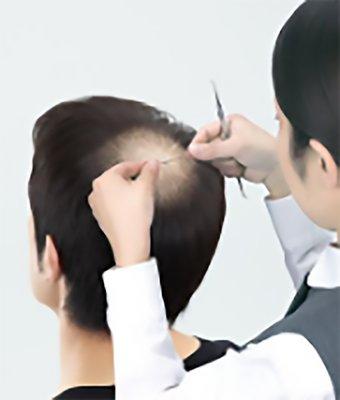 【 整髮券】可體驗頭髮編織一次 漸進式增髮400根 編髮 植髮 掉髮 落髮 禿頭 可搭配 養髮液 髮片 附著式假髮 使用