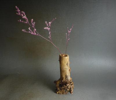 崖柏  陳化 根料~ 小花器  造景 擺件~  天然 無上漆 無上蠟  漂亮 根料堅硬 少有品相 P1674