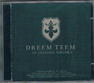 [鑫隆音樂]西洋CD-Dreem Teem In Session Volume 2 / 全新/免競標