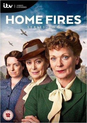 歐美劇《Home Fires 戰火家園》第2季 全場任選買二送一優惠中喔!!