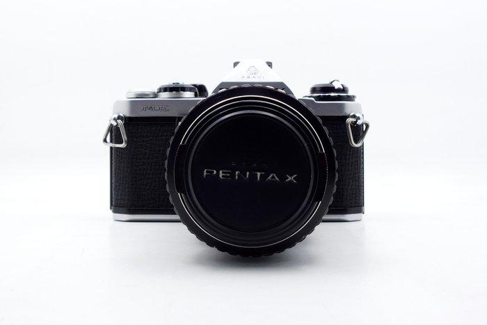 【台中青蘋果競標】Pentax ME + 40-80mm 單鏡組 瑕疵機出售 曝光撥桿卡死 #39049