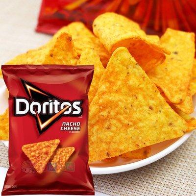 美國多力多滋Doritos玉米片453.6g 大包裝 起司口味[US02840] 健康本味