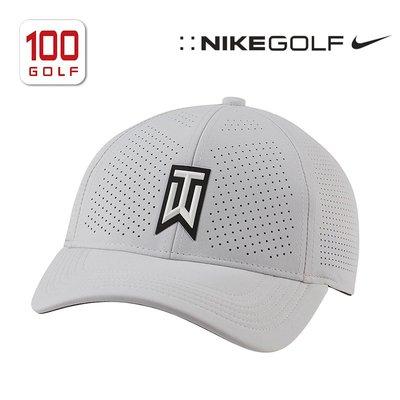 現貨快出❥NikeGolf耐克高爾夫球帽老虎伍茲款21全新AeroBill一體職業男帽