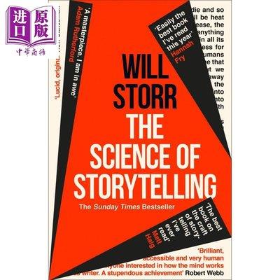 The Science of Storytelling 編寫故事的科學 Will Storr