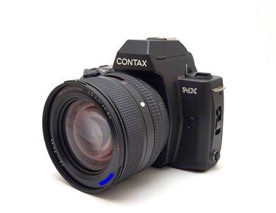 @佳鑫相機@(中古託售品)CONTAX NX機身+ N 24-85mm F3.5-4.5鏡頭(合售)