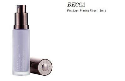 ※美國代購-潔潔小屋※Becca First Light Priming Filter 妝前乳-15ml