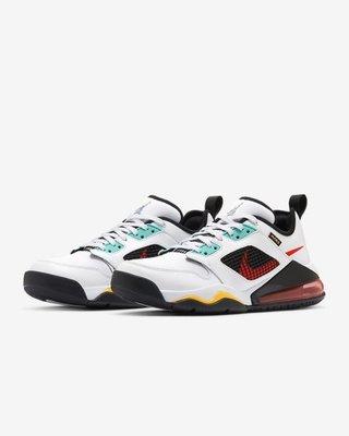 南◇2020 8月 Jordan Mars 270 Low DB5919-181 男鞋 白色黑色 氣墊 AJ 5