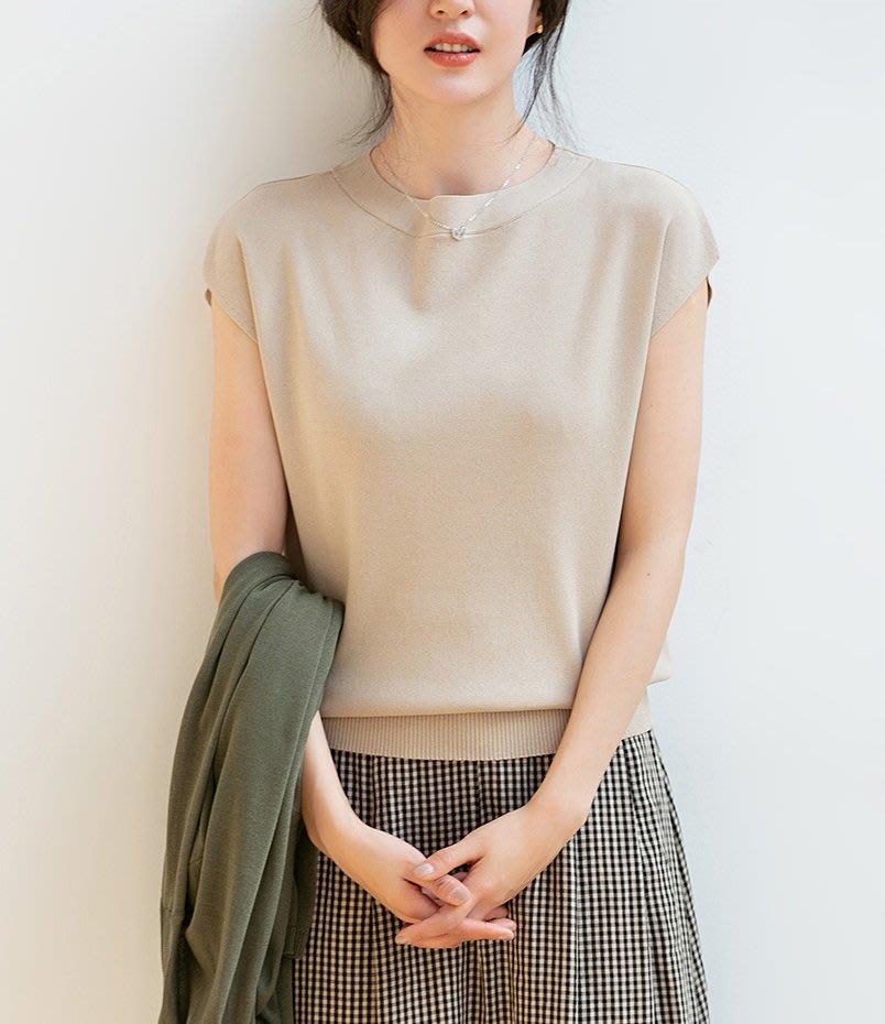 針織衫 (SDP9005) 實拍顯瘦氣質款寬鬆薄款針織衫 有4色 M-L