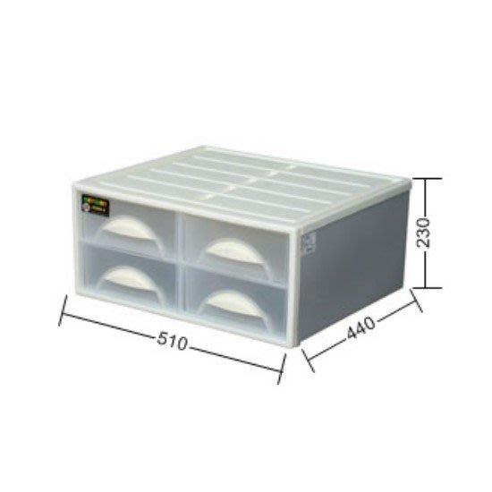 LOFT/免運/四抽屜整理箱/收納櫃/整理櫃/收納箱/尿片收納/整理箱/26L/直購價