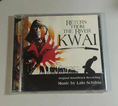 """""""桂河大橋-續(Return from the River Kwai)""""- Lalo Schifrin(37),全新英版"""
