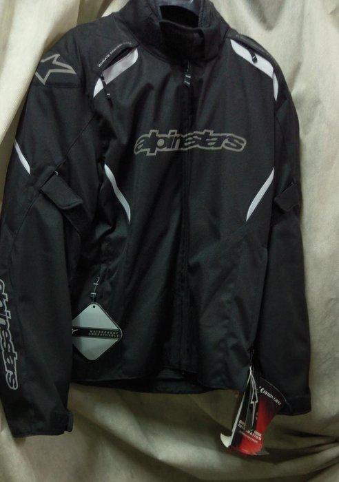 A星 冬季 防水 保暖內裡 可拆 四件護具 ce認證,送泡棉前胸後背 alpinestars gunner wp jacket