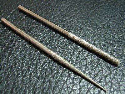 ㄚ勝的店 研磨棒 3mm加長型鑽石磨棒兩支組................直購80元!