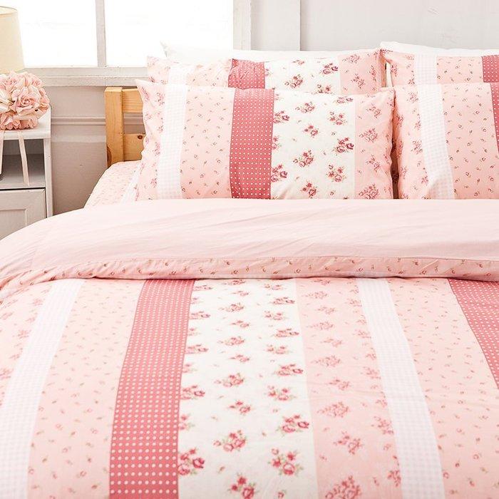 床包被套組 / 雙人【貴族花園】含兩件枕套,100%精梳棉,戀家小舖台灣精製 AAS212