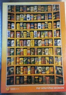 【全新特價】 Jigsaw Puzzle 1000pcs  拼圖1000片-1149