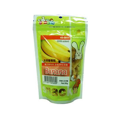 SNOW的家【訂購】Pinkin 天然香蕉乾80g (80491257