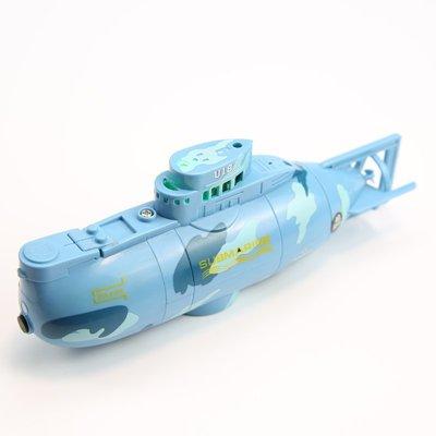 潛水艇無線遙控潛艇仿真充電動戲水玩具模型逗魚缸usb充電鋰電_☆優購好SoGood☆
