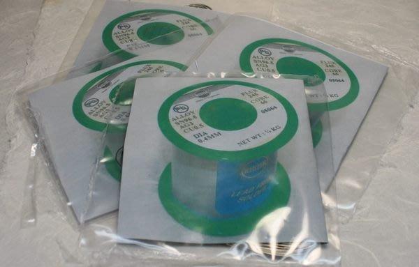 [山姆音響]美國名廠KESTER 0.4mm超細SMT專用無鉛焊錫/ 每包裝: 3米長