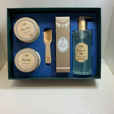 Sabon bright jasmine box set $568