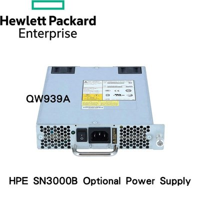HPE QW939A 電源供應器 SN3000B Optional Power Supply