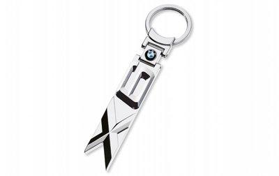 【樂駒】BMW 原廠 X6 6er 生活 性能 吊飾 鑰匙圈 精品 禮品 Key Ring Keychain