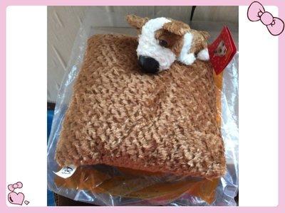 【小逸的髮寶】麥當勞2002年THE DOG威爾斯高基小靠枕