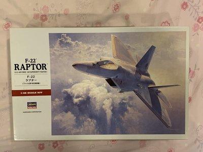 HASEGAWA F-22  RAPTOR
