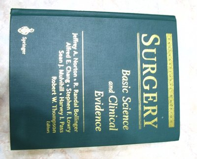 Surgery-Basic Science and Clinical Evidence-International