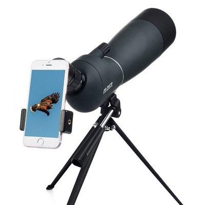 賞鳥望遠鏡 單筒望遠鏡 25-75連續變倍