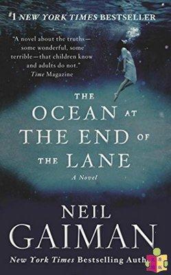 [文閲原版]車道盡頭的海洋 英文原版 The Ocean at the End of the Lane 經典文學 Neil Gaiman 英文文學
