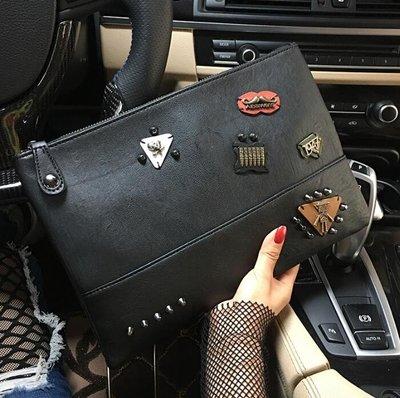 [全館免運,滿千折百]男女時尚手抓包大容量檔包ipad包單肩包小包包——【盒子商城】
