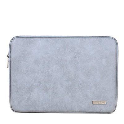 手拿包皮革電腦包-簡約輕盈柔軟防潑水男女包包4色73vy2[獨家進口][米蘭精品]