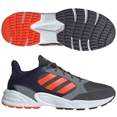 =E.P=ADIDAS 愛迪達 黑灰橘 透氣 舒適 休閒鞋 老爹鞋 復古鞋 男版 EE9894