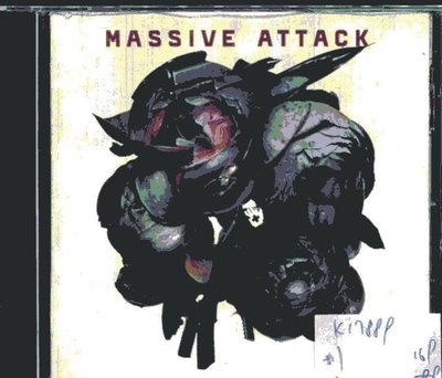*真音樂* MASSIVE ATTACK / COLLECTED 二手 K17889 (封面底破)(刮)