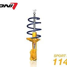 【Power Parts】KONI 1140 SPORT KIT 套裝避震組 AUDI A3 8P 2003-2012