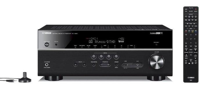 造韻樂器音響- JU-MUSIC - YAMAHA AVENTAGE RX-V685 AV收音 擴大機