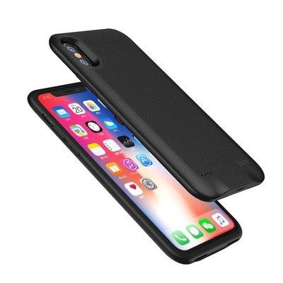 iPhoneX背夾式充電寶電池蘋果X專用無線超薄手機殼便攜行動電源沖 全館免運