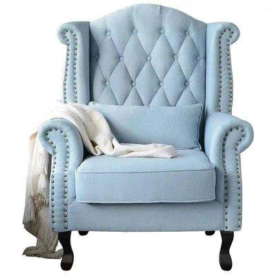 鄉村風主人椅