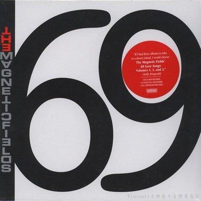 ©【Merge預購】The Magnetic Fields:69 Love Songs(六張10吋美版黑膠唱片)