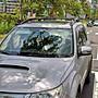 ㊣TIN汽車配件㊣現代TUCSON i30 森林人 xv Kuga rav4 2.0XS , 2.5XT專用橫桿(原車搭配縱桿安裝)