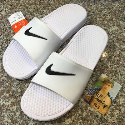 [AYE Shopping] NIKE 拖鞋 BENASSI SHOWER SLIDE 公司貨正品 819024-100